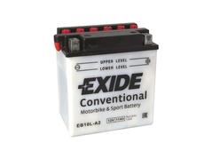 Motobaterie EXIDE BIKE Conventional 11Ah, 12V, YB10L-A2 (E5033)